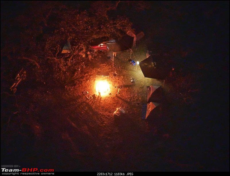 Weekend camping at Salter Lake - Near Amby Valley, Lonavla-night-camp-drone-4.jpg