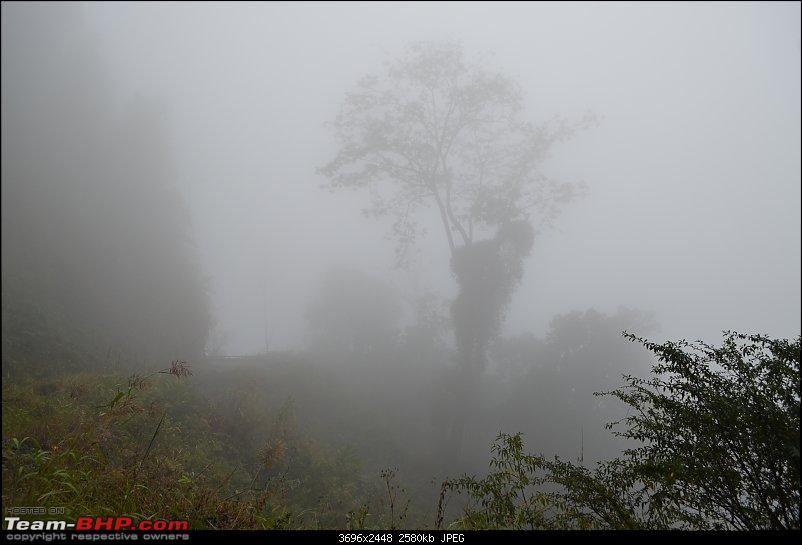 An enchanting drive from West to North East India - Pune to Arunachal, Assam & Meghalaya-fog4.jpg