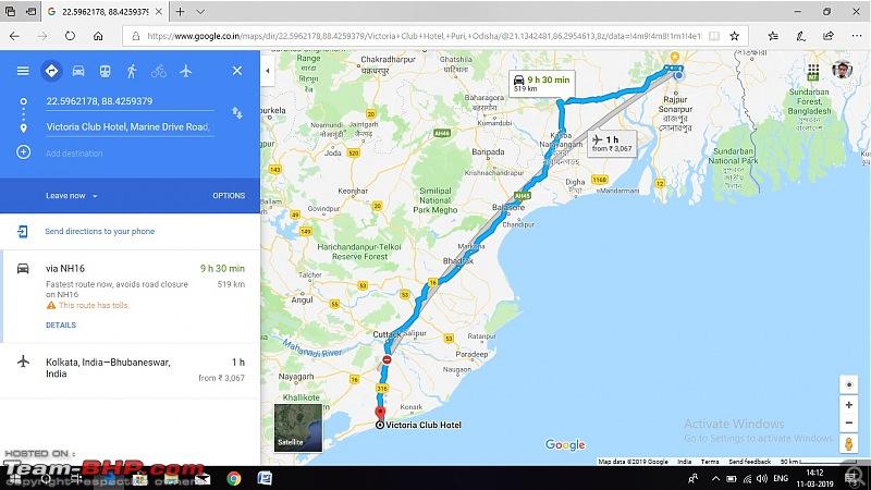 Kolkata to evergreen Puri & Konark-puri_route_map.jpg