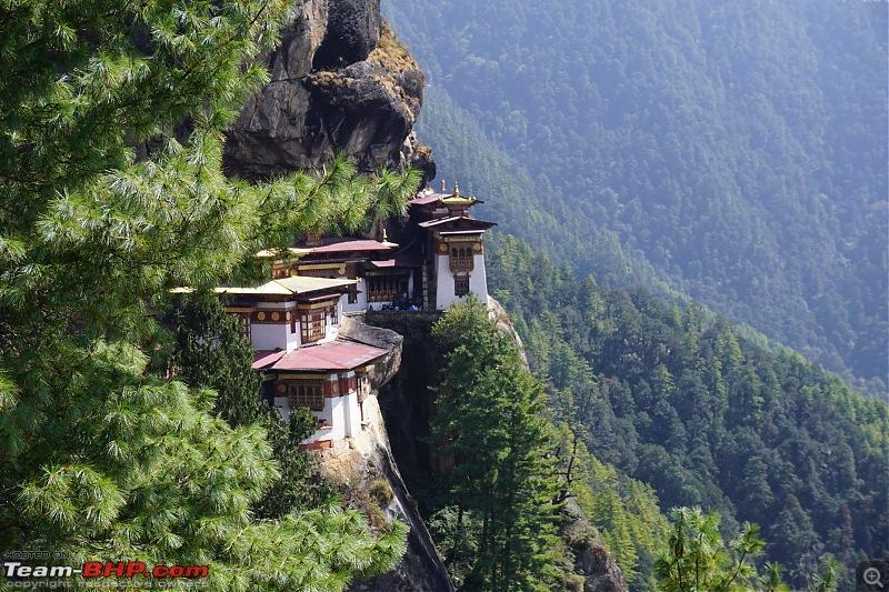 HexLogs - Drive from Bangalore to Bhutan in a Tata Hexa-tigersnest01.jpg