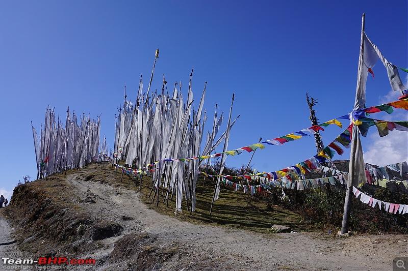 HexLogs - Drive from Bangalore to Bhutan in a Tata Hexa-chelelapass02.jpg