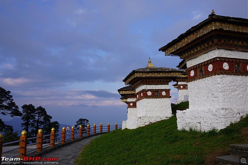 HexLogs - Drive from Bangalore to Bhutan in a Tata Hexa-dochula02.jpg