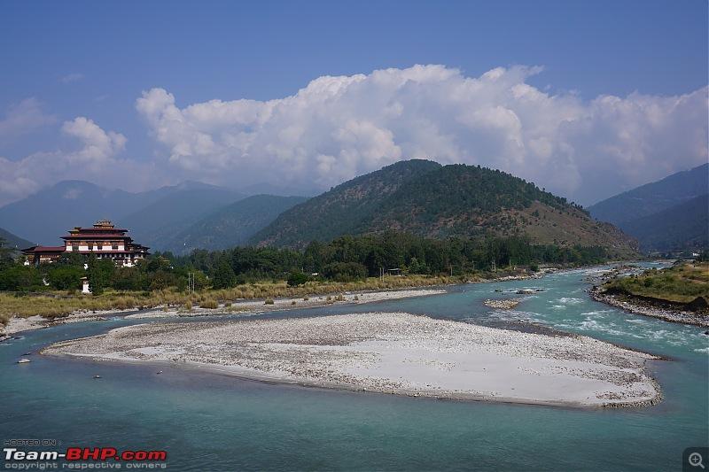 HexLogs - Drive from Bangalore to Bhutan in a Tata Hexa-punakhadzong04.jpg