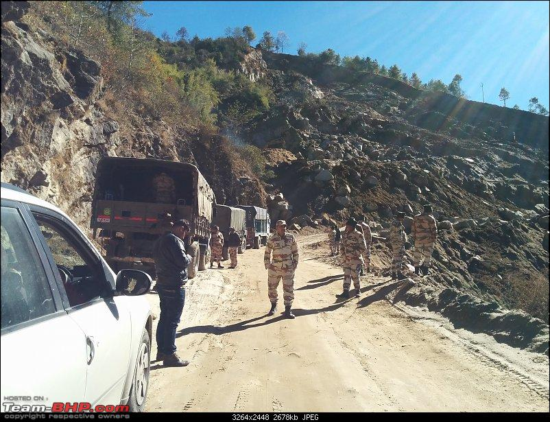 An enchanting drive from West to North East India - Pune to Arunachal, Assam & Meghalaya-landslide.jpg