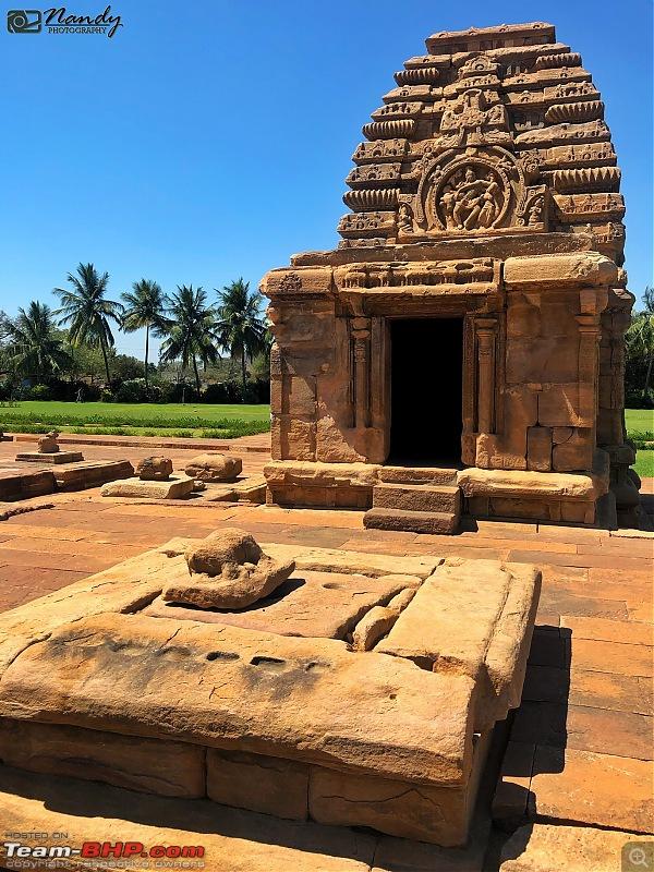 Badami, Pattadakal and Aihole – A weekend temple run on our Kawasaki Versys 650-786.jpg