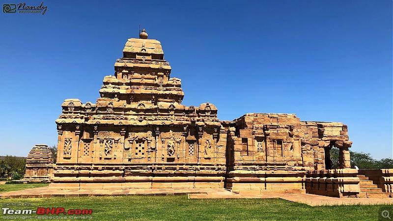 Badami, Pattadakal and Aihole – A weekend temple run on our Kawasaki Versys 650-698.jpg
