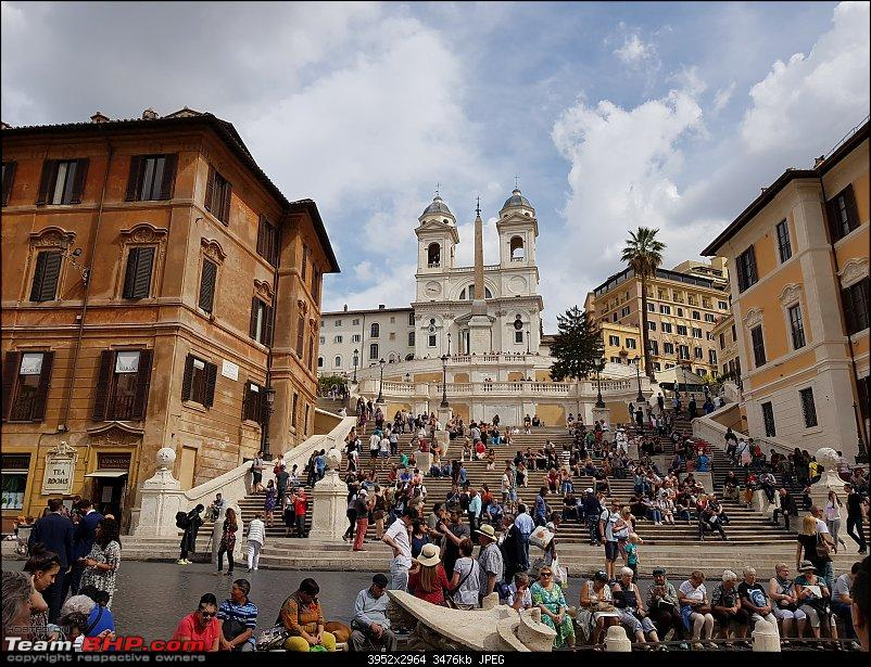 Ontario, New York & Italy: Cars, food and road trips!-3.1-piazza-di-spagna.jpg