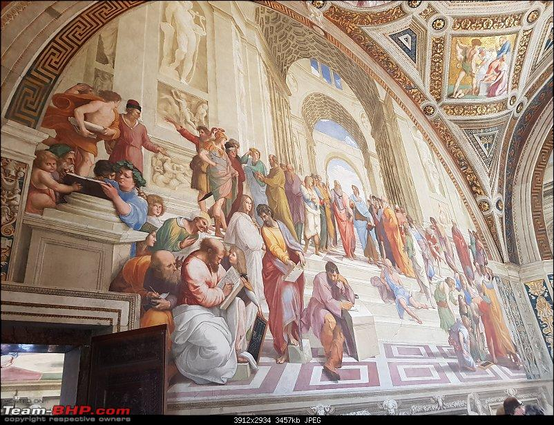 Ontario, New York & Italy: Cars, food and road trips!-26-school-athens-raphael.jpg