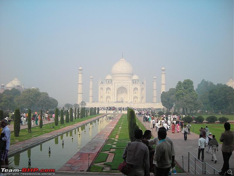 Agra, Fatehpur Sikri & Jhansi in a Maruti 800-1.jpg