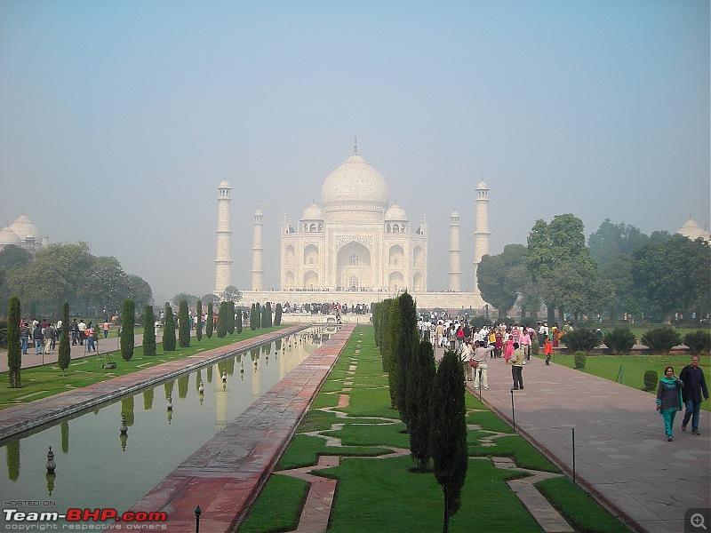 Agra, Fatehpur Sikri & Jhansi in a Maruti 800-2.jpg