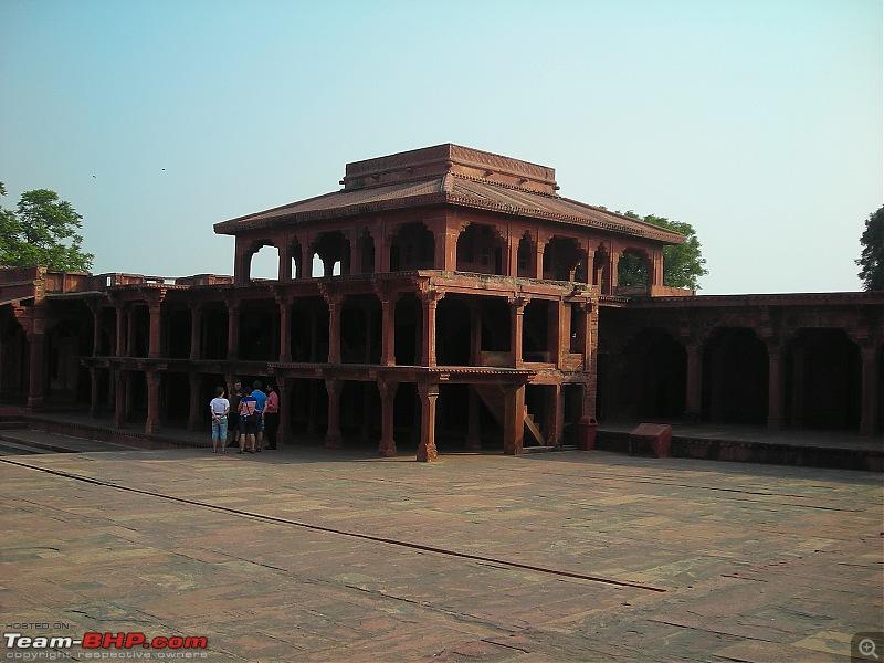 Agra, Fatehpur Sikri & Jhansi in a Maruti 800-21.jpg