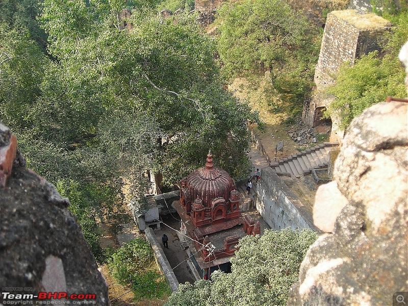 Agra, Fatehpur Sikri & Jhansi in a Maruti 800-16.jpg