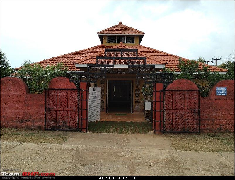 A visit to the Odi Art Centre, near Chilika Lake (Odisha)-entrance-building.jpg
