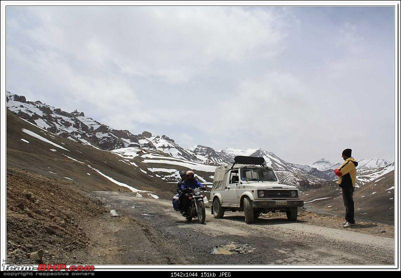 Bangalore to Leh in two Gypsy's- covered 8000 KM in 18 days-s50.jpg