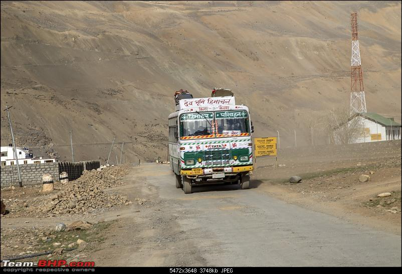 Heavy Vehicles at high altitude Himachal Pradesh!-img_19361.jpg