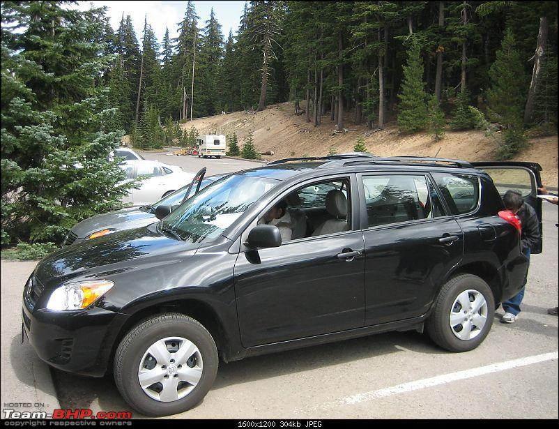 Trip to Crater Lake and Sand Dunes-cars5.jpg