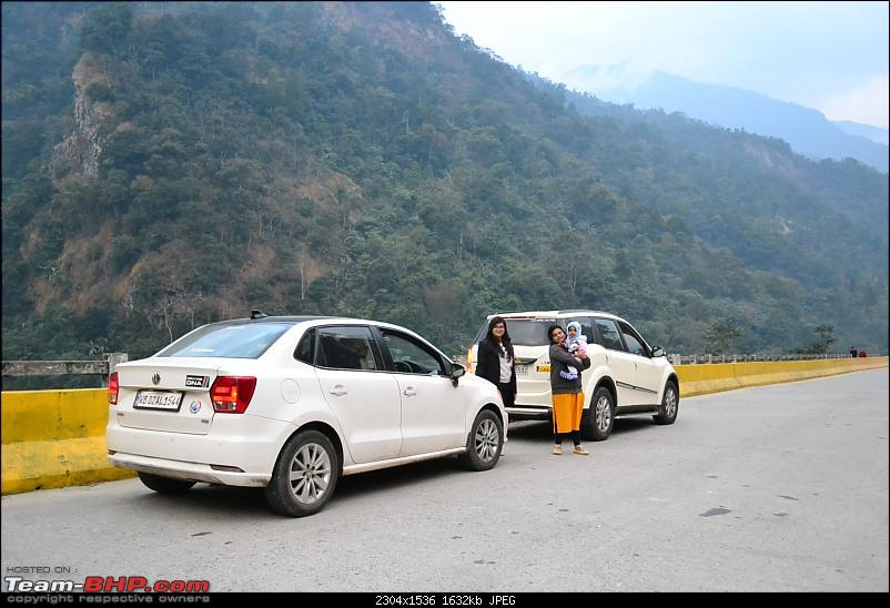 Baby Ishaan's Winter Drive to Frozen Sikkim in an XUV500 W10 AWD-6.jpg