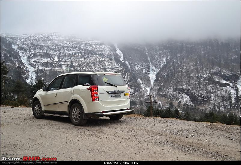 Baby Ishaan's Winter Drive to Frozen Sikkim in an XUV500 W10 AWD-18.jpg