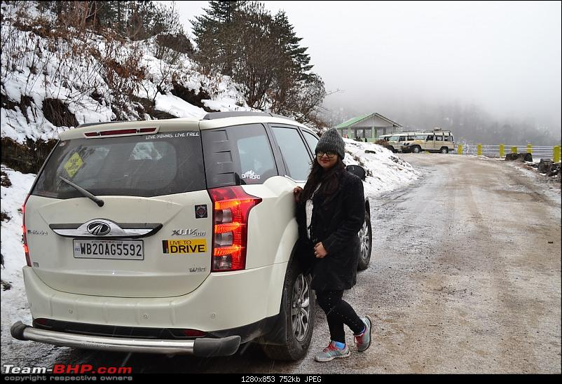 Baby Ishaan's Winter Drive to Frozen Sikkim in an XUV500 W10 AWD-22.jpg