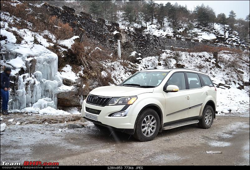 Baby Ishaan's Winter Drive to Frozen Sikkim in an XUV500 W10 AWD-27.jpg