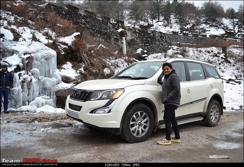 Baby Ishaan's Winter Drive to Frozen Sikkim in an XUV500 W10 AWD-28.jpg
