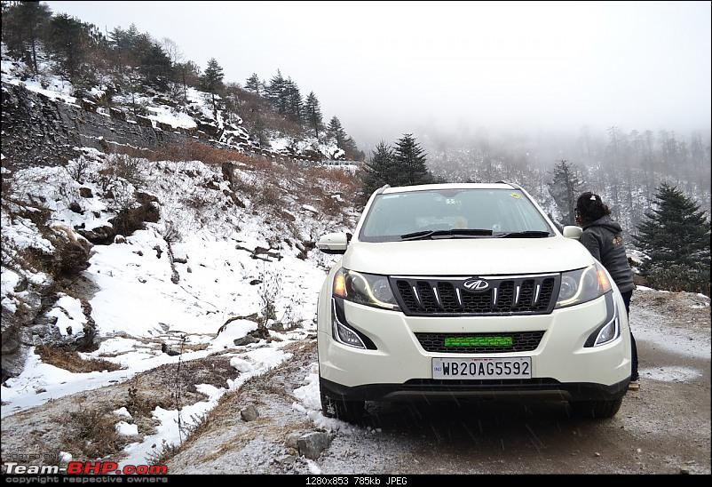 Baby Ishaan's Winter Drive to Frozen Sikkim in an XUV500 W10 AWD-30.jpg