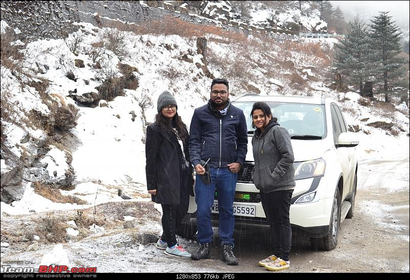 Baby Ishaan's Winter Drive to Frozen Sikkim in an XUV500 W10 AWD-31.jpg