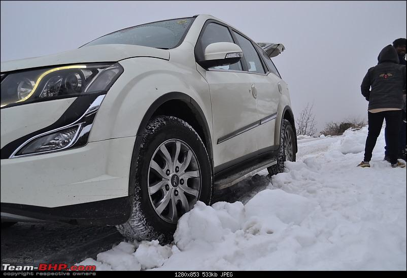 Baby Ishaan's Winter Drive to Frozen Sikkim in an XUV500 W10 AWD-35.jpg