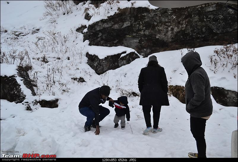 Baby Ishaan's Winter Drive to Frozen Sikkim in an XUV500 W10 AWD-38.jpg