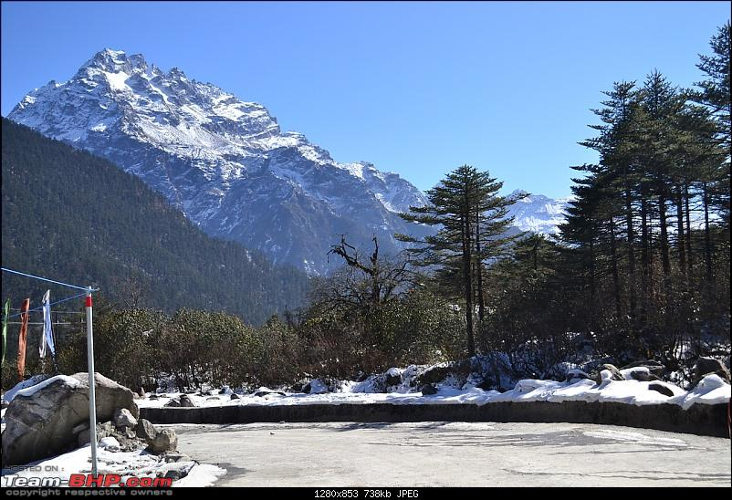 Baby Ishaan's Winter Drive to Frozen Sikkim in an XUV500 W10 AWD-14.jpg