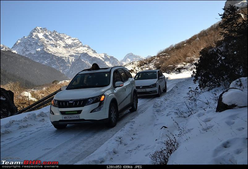 Baby Ishaan's Winter Drive to Frozen Sikkim in an XUV500 W10 AWD-17.jpg
