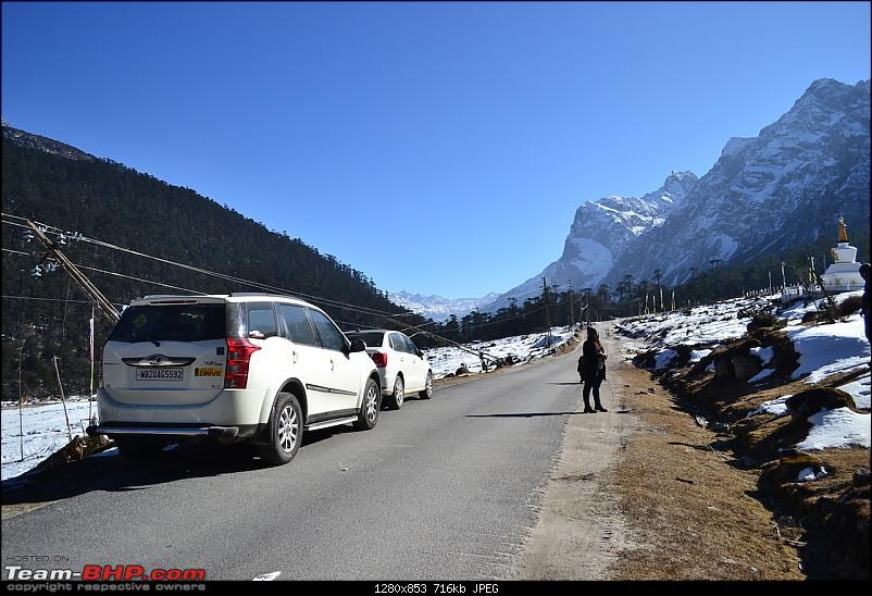 Baby Ishaan's Winter Drive to Frozen Sikkim in an XUV500 W10 AWD-20.jpg