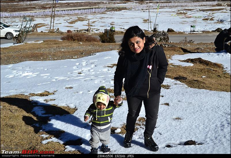 Baby Ishaan's Winter Drive to Frozen Sikkim in an XUV500 W10 AWD-26.jpg