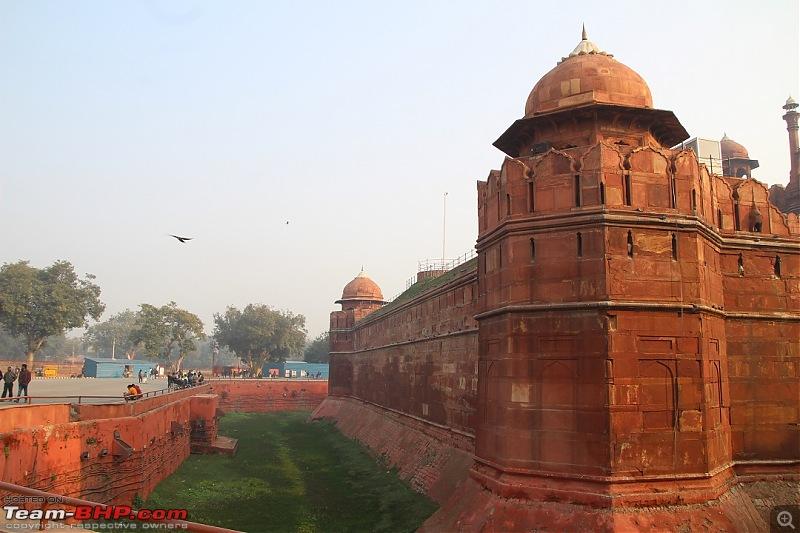 Daulat ki Chaat, Paratha, Lal Qila and Auto Expo 2020-13.jpg