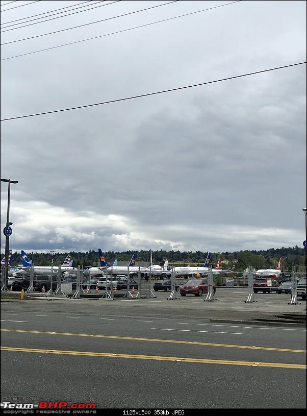 Around the world - Using my credit card points for flights!-25maxparking.jpg