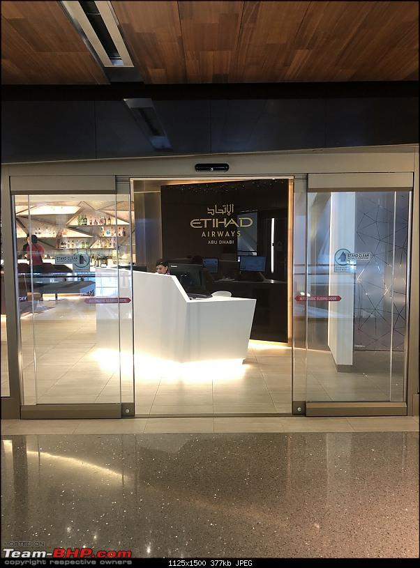 Around the world - Using my credit card points for flights!-58lax-lounge.jpg