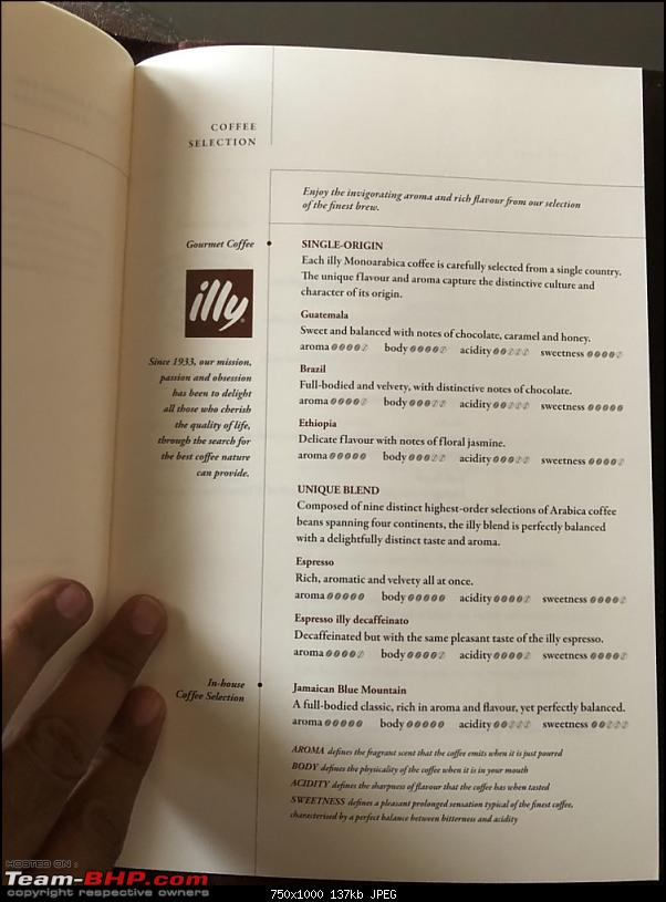 Around the world - Using my credit card points for flights!-121menu.jpg