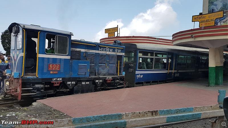 Kolkata to Darjeeling & Chitrey, in a VW Ameo-approaching-darjeeling.jpg