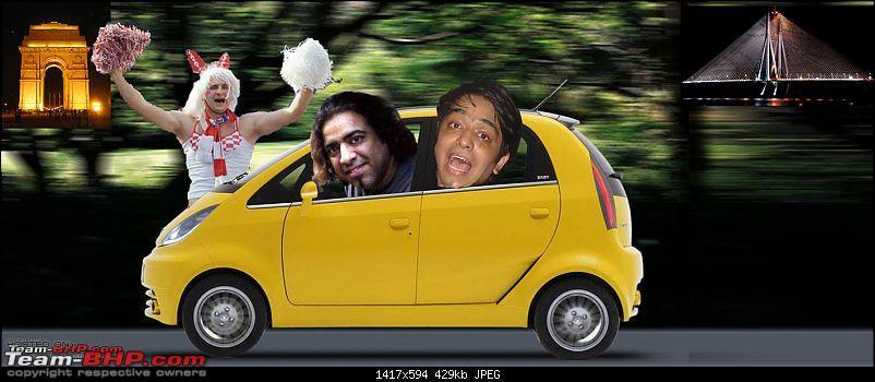 YetiBlog� -  The Yeti�, Normally_Crazy and The Tata Nano drive to Delhi!-samncmumbai2delhinano.jpg