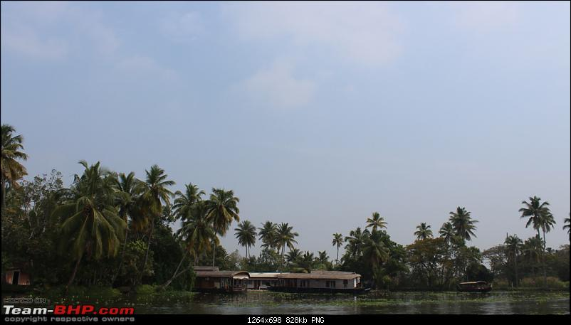 The Houseboat Experience : Alleppey Backwaters-screenshot-4.png