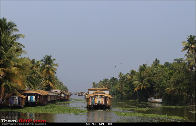 The Houseboat Experience : Alleppey Backwaters-screenshot-5.png