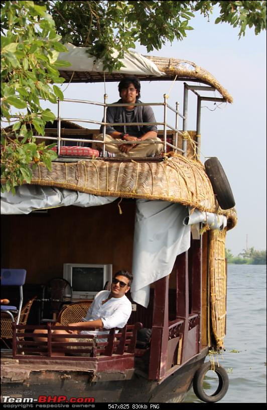 The Houseboat Experience : Alleppey Backwaters-screenshot-24.png