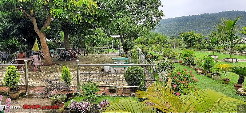 Travel to Ghatshila & Chilkigarh in a Tata Hexa-resort_garden.jpg
