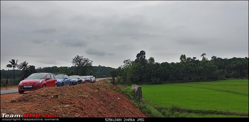 Holiges, a Coracle and a Banyan Tree - Weekend Drive to Shimoga-cars-2.jpg