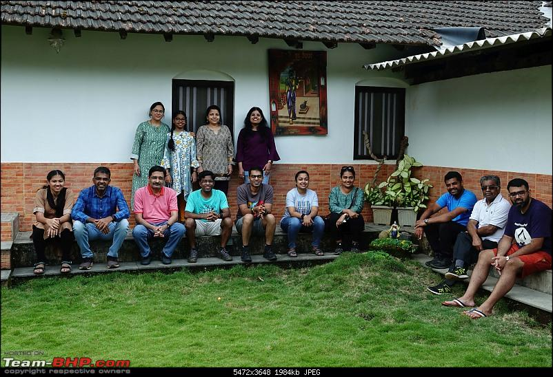 Holiges, a Coracle and a Banyan Tree - Weekend Drive to Shimoga-group-photo.jpg