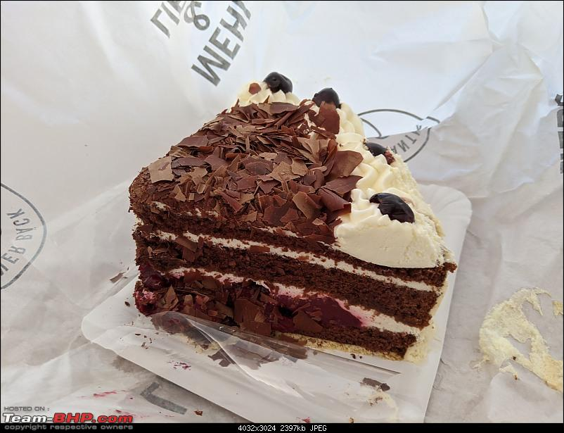 BMW Chronicles Part 2 | Road-trip in Germany-blackforest_cake.jpg