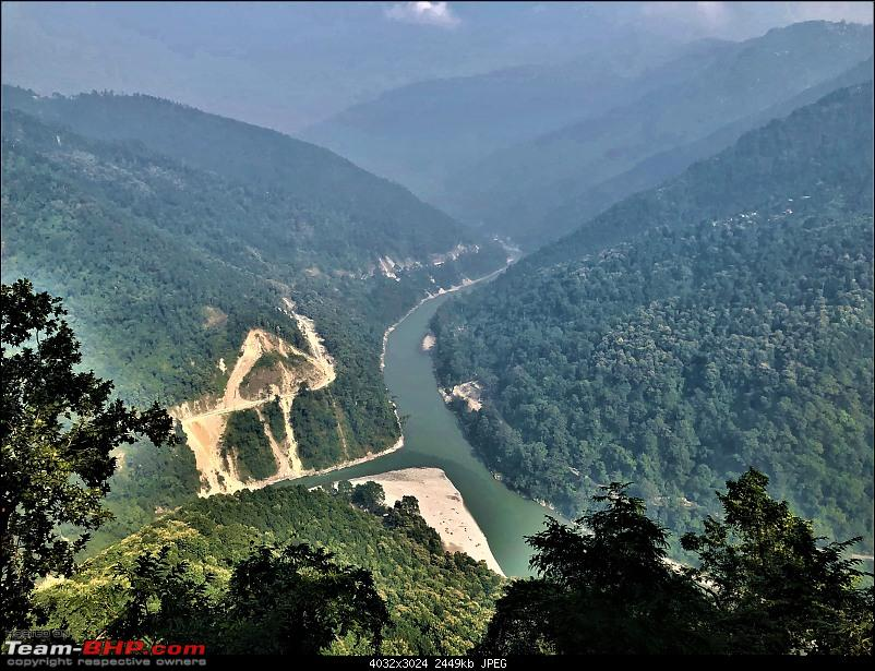 Autumn Drive in an Innova Crysta to Dooars, Kolakham, Kalimpong & Darjeeling-15.-view-point-river.jpg