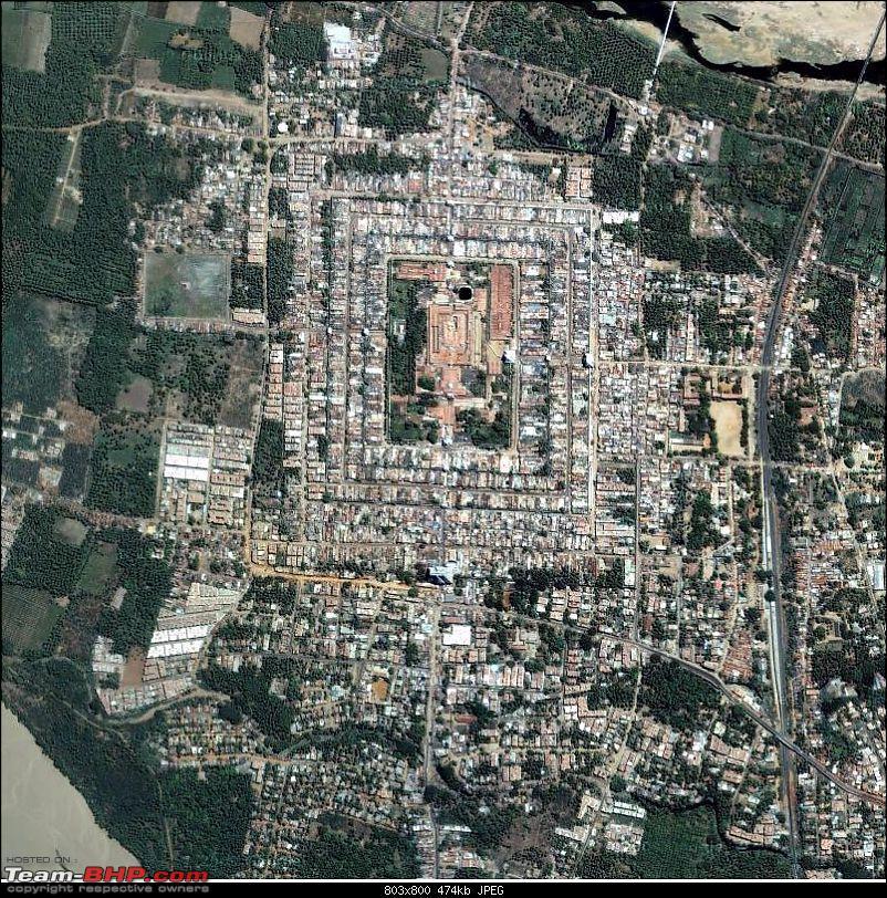 'Xing'ing around ! - Andaman & Nicobar and Tamilnadu.-srirangamariel.jpg