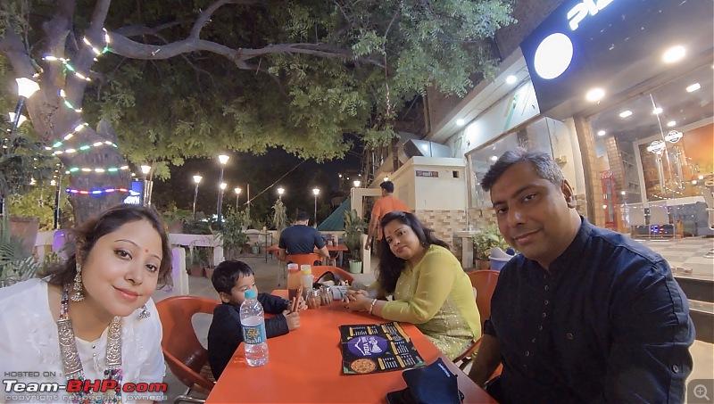Lost in Varanasi - An Innova Crysta Venture-32.-us-seating-outside.jpeg