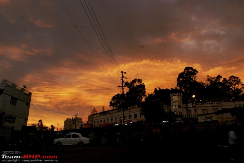Name:  c Kodai city_amazing sunset.JPG